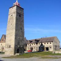 Burg Hausneindorf