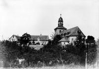 die alte Kirche in Ditfurt